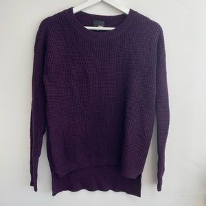 Aritzia Wilfred Free Knit Sweater